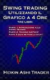 Swing Trading Utilizzando il Grafico a 4 Ore 1-3: Parte 1: Introduzione allo Swing Trading Parte 2: Trading sui Fake! Parte 3: Dove Mettere lo Stop? (Italian Edition)