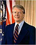 Wall Art Print ~ JIMMY CARTER Official Presidential Photo: In the Oval Office