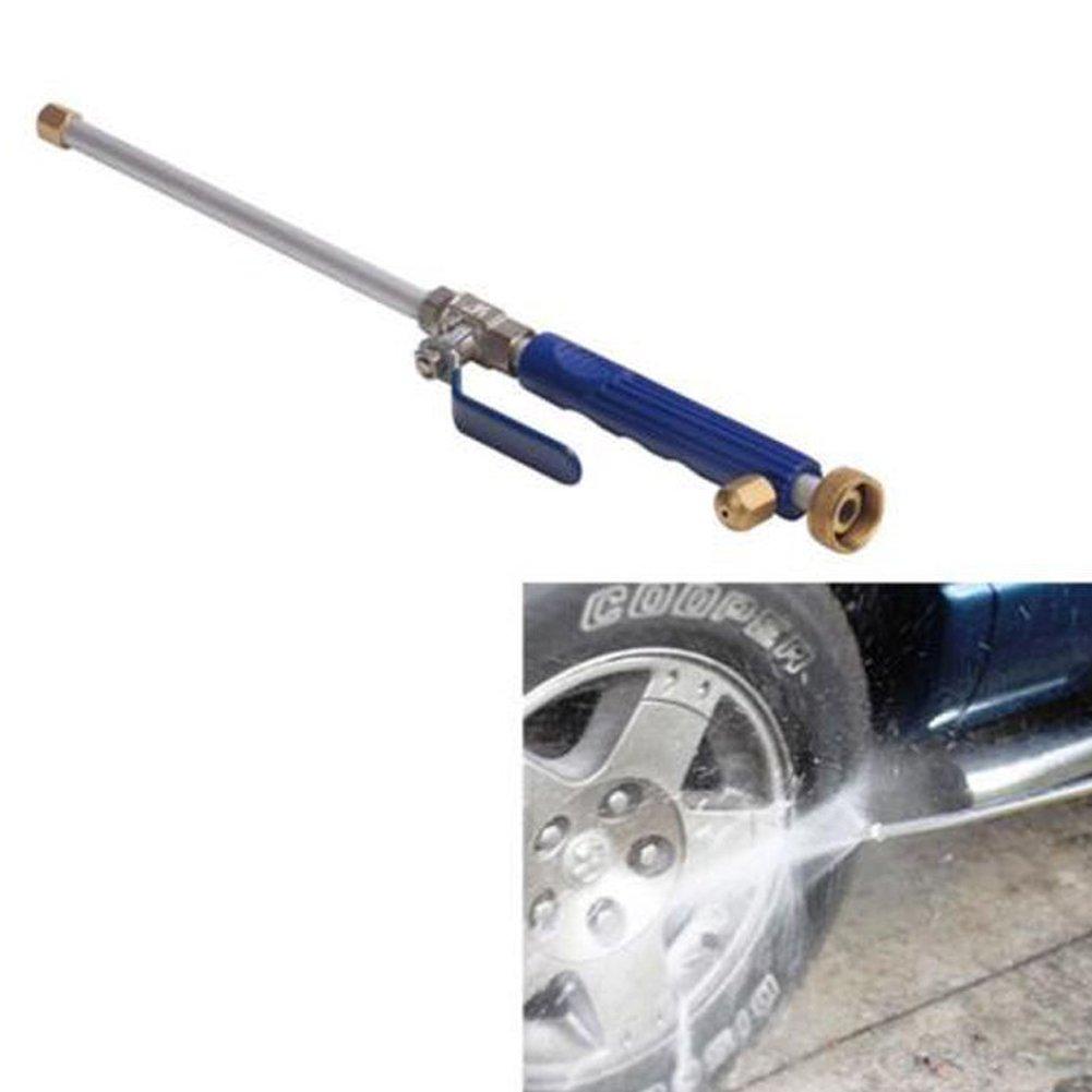 KSTN Hochdruckreiniger Spr/ühd/üse Wasserschlauch Stab Aufsatz Free Size blau