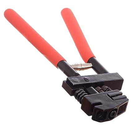 Combinado 5 mm, para crimpar sacabocados (Tenazas Perforadora de Hojalata carrocería Alicate
