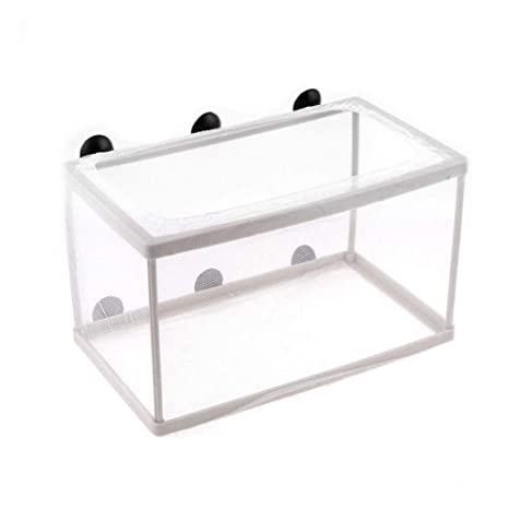Trifycore Acuario de Peces Caja criador criador de la Caja del Aislamiento Incubadora Incubadora Separación de