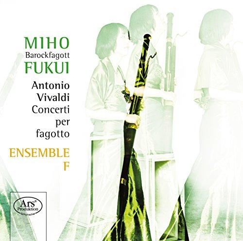 Vivaldi: Concerti for Bassoon