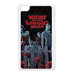 WJHSSB Diy case Night of the Living Dead 2 customized Hard Plastic Case For Ipod Touch 4 [Pattern-5]