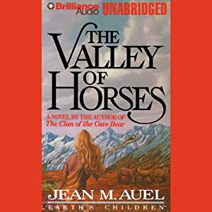 The Valley of Horses | Livre audio