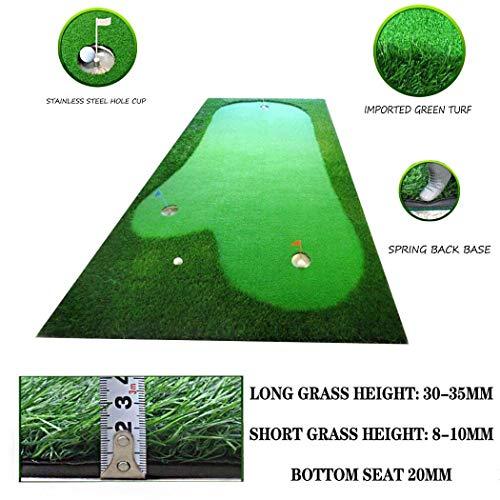XYANZ Putting Green Indoor Set,Indoor Putting Green,Golf ...