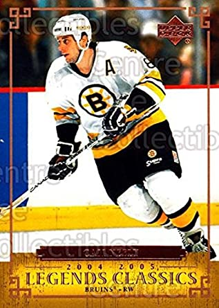 e099e2ed Amazon.com: (CI) Cam Neely Hockey Card 2004-05 UD Legends Classics ...