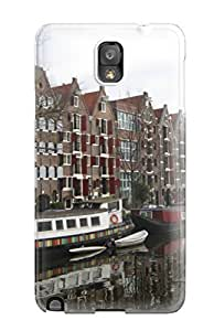 Forever Collectibles Amsterdam City Hard Snap-on Galaxy Note 3 Case