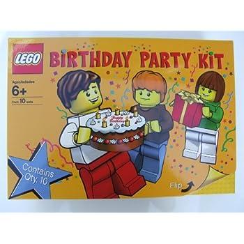 Amazon.com: Set de cumpleaños LEGO Set N.° ...