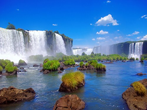 Lais Jigsaw Iguacu Waterfalls 1000 - Iguacu Waterfalls