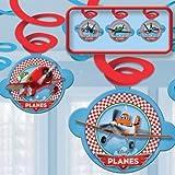 Amscan International - Modelo a escala Aviones Disney Aviones (996871)