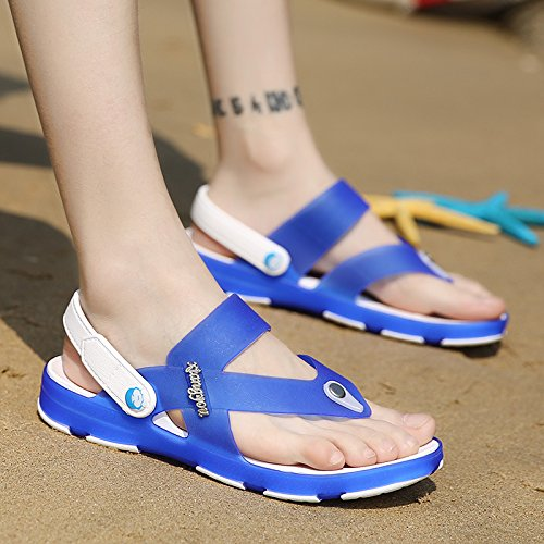 Azul Cinco Cuarenta Kmjbs Verano Y Sandalias moda Zapatillas Wild gTSXSqw8