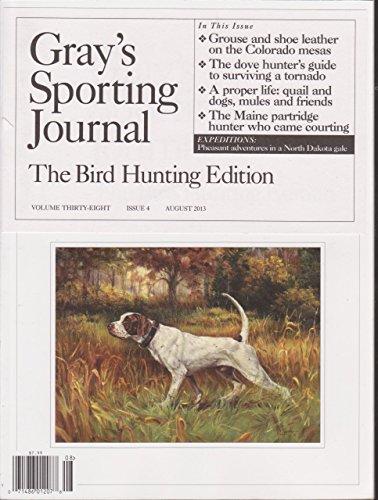 (Gray's Sporting Journal Magazine August 2013)