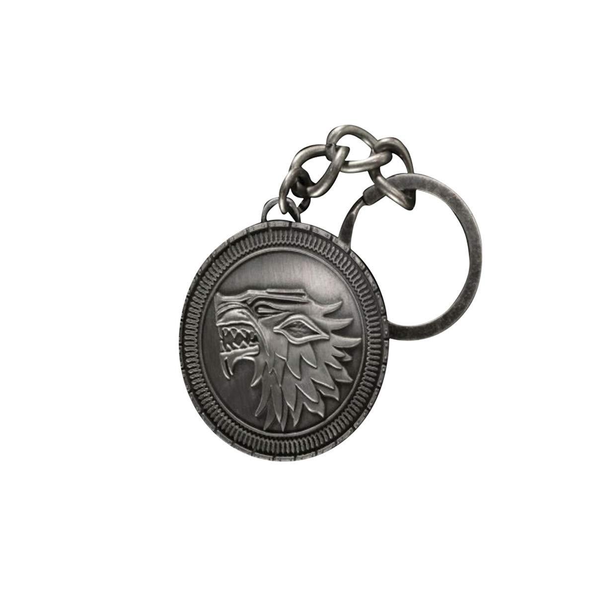 Amazon.com: Game Of Thrones Stark Direwolf Shield Die-Cast ...