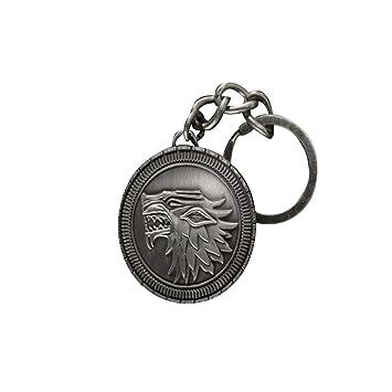 Noble Collection Juego de Tronos Casa Stark Cresta ...