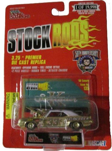 ck Rods Nascar 50th Anniversary K. Schrader #33 Car '69 Camaro Issue No. 135 ()