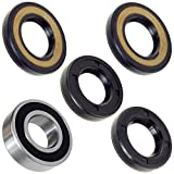 CALTRIC Drive Shaft Ball Bearing Seal Kit Fits KAWASAKI JET SKI 750 XI SUPER SPORT JH750