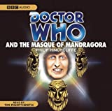 Front cover for the book Doctor Who and the Masque of Mandragora by Philip Hinchcliffe