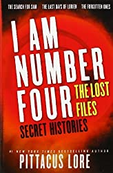 I Am Number Four: The Lost Files: Secret Histories (Lorien Legacies) by Lore, Pittacus (2013) Paperback