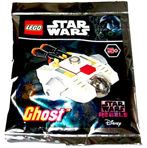 Star Wars Rebels - Ghost - paquete de aluminio