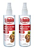 Sulfodene Medicated Hot Spot & Itch Relief Spray for Dogs, 16 oz