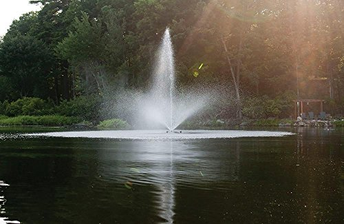 FLF 1 HP Floating Fountain by Fawn Lake Fountains
