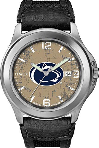 (Timex Men's Penn State University Watch Old School Vintage Watch )
