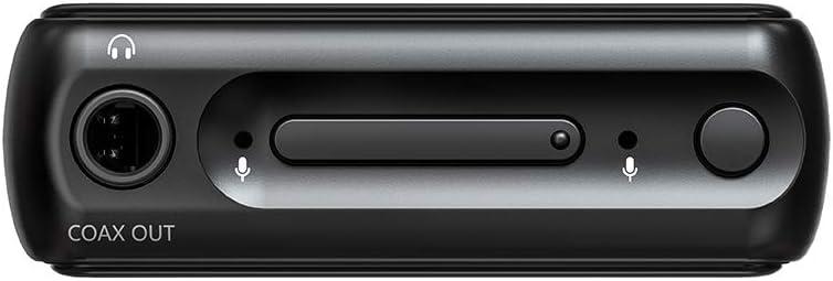 FiiO M5 portable haute r/ésolution lecteur de musique noir