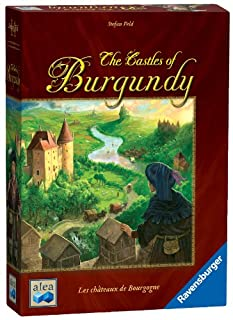 Ravensburger The Castles of Burgundy - Family Game (B005UWYK22) | Amazon Products