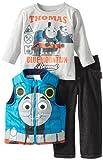 Thomas Boys 3 Piece Thomas Vest Pullover And Pant