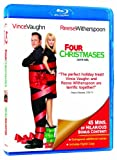 Four Christmases / Quatre Noël (Bilingual) [Blu-ray]