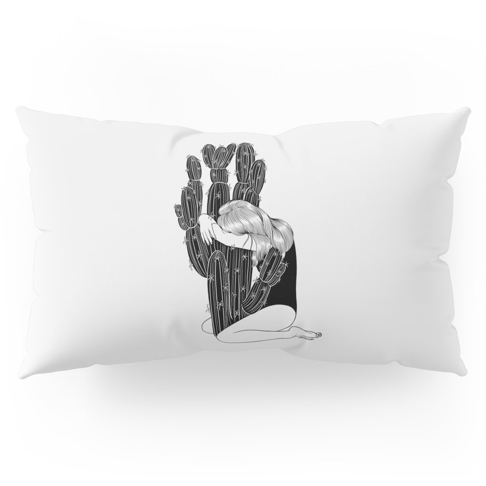 Society6 Summer Love Pillow Sham King (20'' x 36'') Set of 2