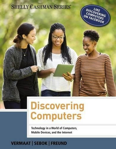 Discovering Computers 2014 (Shelly Cashman Series) (Sb 2014)