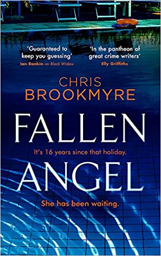 Fallen Angel Book Cover
