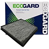 ECOGARD XC45772C Premium Cabin Air Filter with Activated Carbon Odor Eliminator Fits Mercedes-Benz E350 2006-2009, E320 2003-2005, E500 2003-2006, CLS550 2007-2011, E320 DIESEL 2005-2009, CLS500 2006