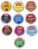 community coffee hazelnut k cups - 30 Community Coffee Single Serve K-Cup Sampler, 3 Each of 10 Unique Varieties