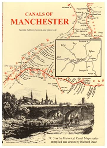 Canals of Manchester (Historical Canal Maps S.): Amazon.co ...