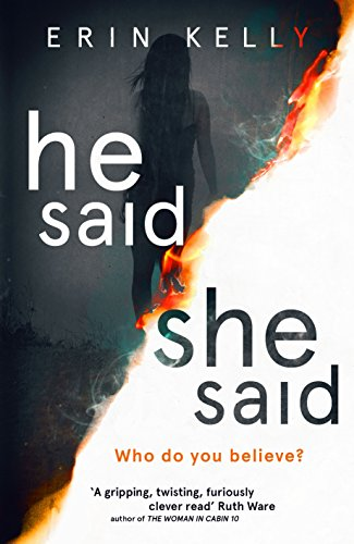 he said she said the must read richard and judy book club thriller 2018 english edition