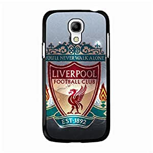 LFC Liverpool FC Logo Mobile Phone Case for Samsung Galaxy S4 Mini Classical Vintage EPL Premier League Club Liverpool Football Club Phone Case
