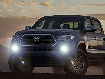 Amazon.com: BlingLights Compatible Fog Lights Kit for 2016 2017 2018 2019 Toyota Tacoma: Automotive