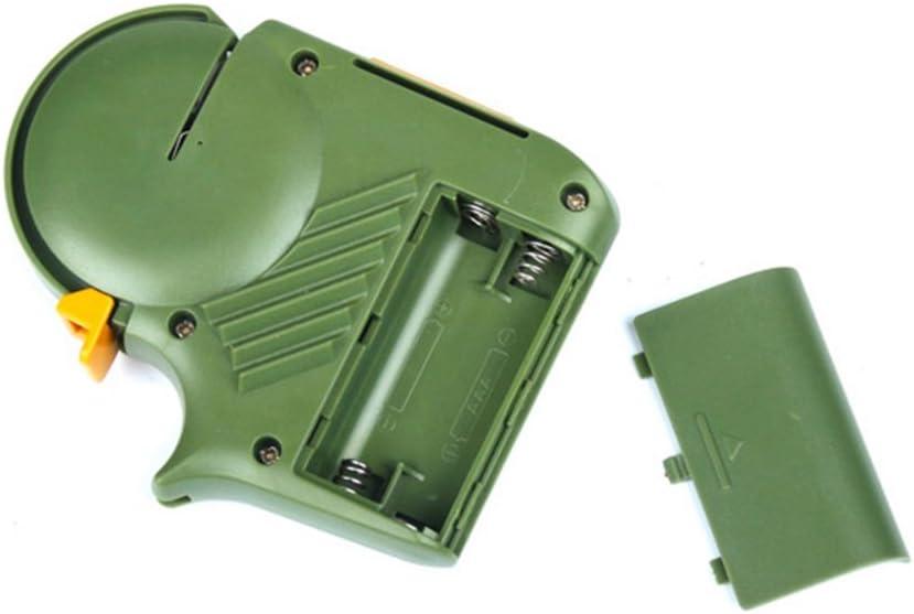 Gancho de Corbata El/éctrico autom/ático Herramienta Simple R/ápido Port/átil Resistente para la Pesca