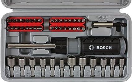 Bosch 46 Juego de profesional Juego de destornilladores ...