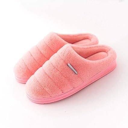 chaussures de sport f1b37 919b4 ZLULU Chaussons Pantoufles Pantoufles Femmes De Grande ...
