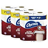 Charmin Ultra Strong Clean Touch Toilet Paper, Family Mega Roll, 18 Count Packaging May Vary