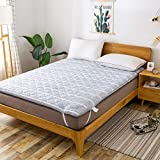 RYQS'4 cm' Single Double Thickened Soft Tatami Futon Mattress, Portable Foldable Floor Mattress for Home Dormitory Outdoor-b 80x200cm(31x79inch)