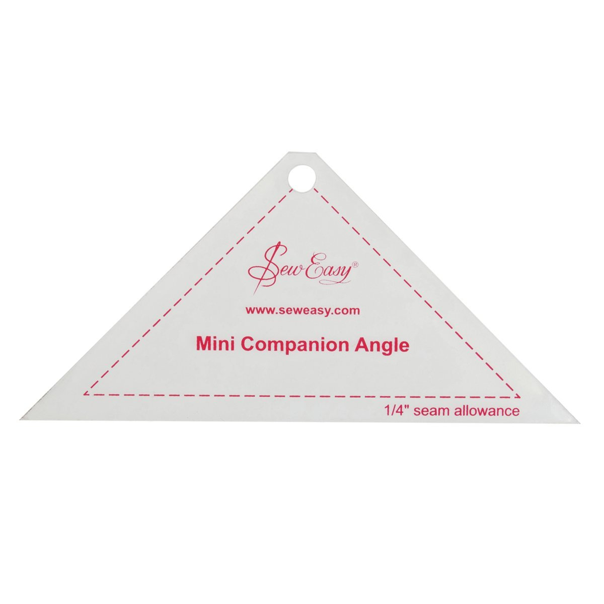 Sew Easy Mini Companion Angle Quilting/Patchwork Template