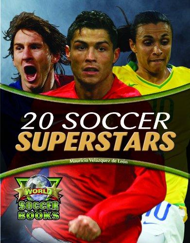 20 Soccer Superstars (World Soccer Books) pdf