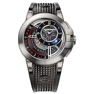 Harry Winston Project Z8 Automatic-self-Wind Male Watch OCEATZ44ZZ009 (Certified Pre-Owned)
