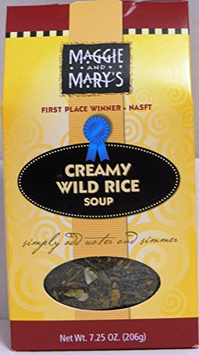 Maggie and Mary's Creamy Wild Rice Soup
