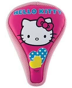 Hello Kitty 26091 - Funda para sillín de bicicleta, color rosa
