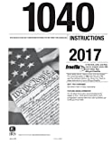 img - for 1040 Instructions 2017 book / textbook / text book
